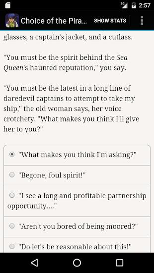 Choice of the Pirate- screenshot thumbnail