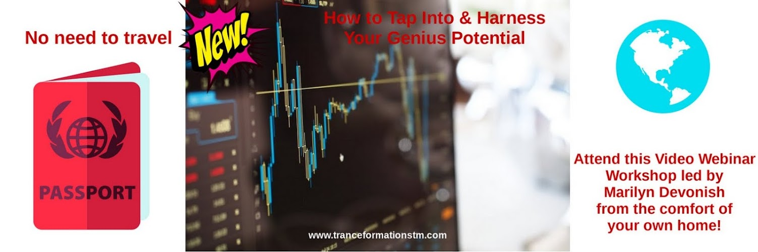 How to Tap Into & Harness Your Genius Potential