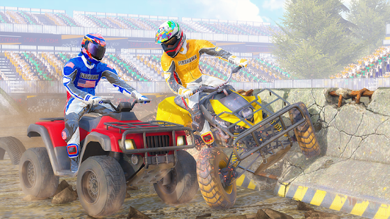 Download Extreme ATV Bike Demolition Derby Crash Stunts For