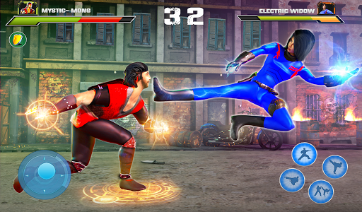 Kung Fu Fight Arena: Karate King Fighting Games modavailable screenshots 15