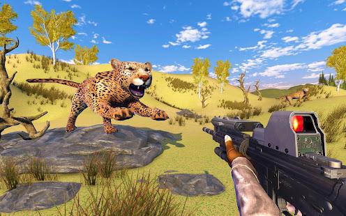 Download Jungle Animal Hunting Gun Strike: Safari Wild Hunt For PC Windows and Mac apk screenshot 1
