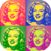 Pop Art Photo Wonder Effects