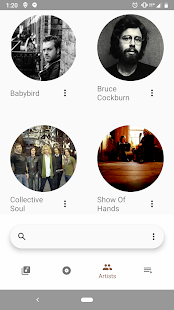 NavMusic - Wear OS Offline Music Media Nav Music Screenshot