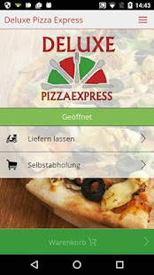 Deluxe Pizza Express- screenshot thumbnail