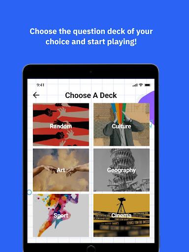 Zarta-  Deck Head Online Multiplayer Party Game 1.4.0 screenshots 8