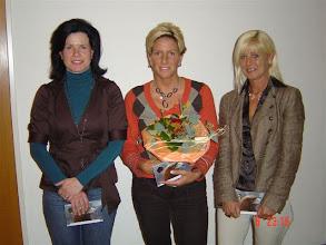 Photo: Vereinsmeisterschaft Frauen 2008 2. Rang Luzia Kellerhals, 1.Rang Therese Scheidegger, 3.Rang Maya Reinmann