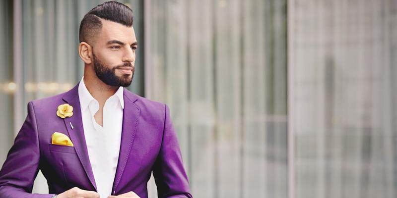 ebook look style masculine elegance
