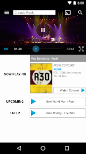 Qello Concerts- screenshot thumbnail