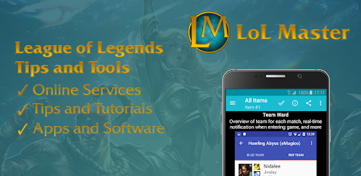 ⭐ LoL Master - League Tips and Tools - Apps on Google Play