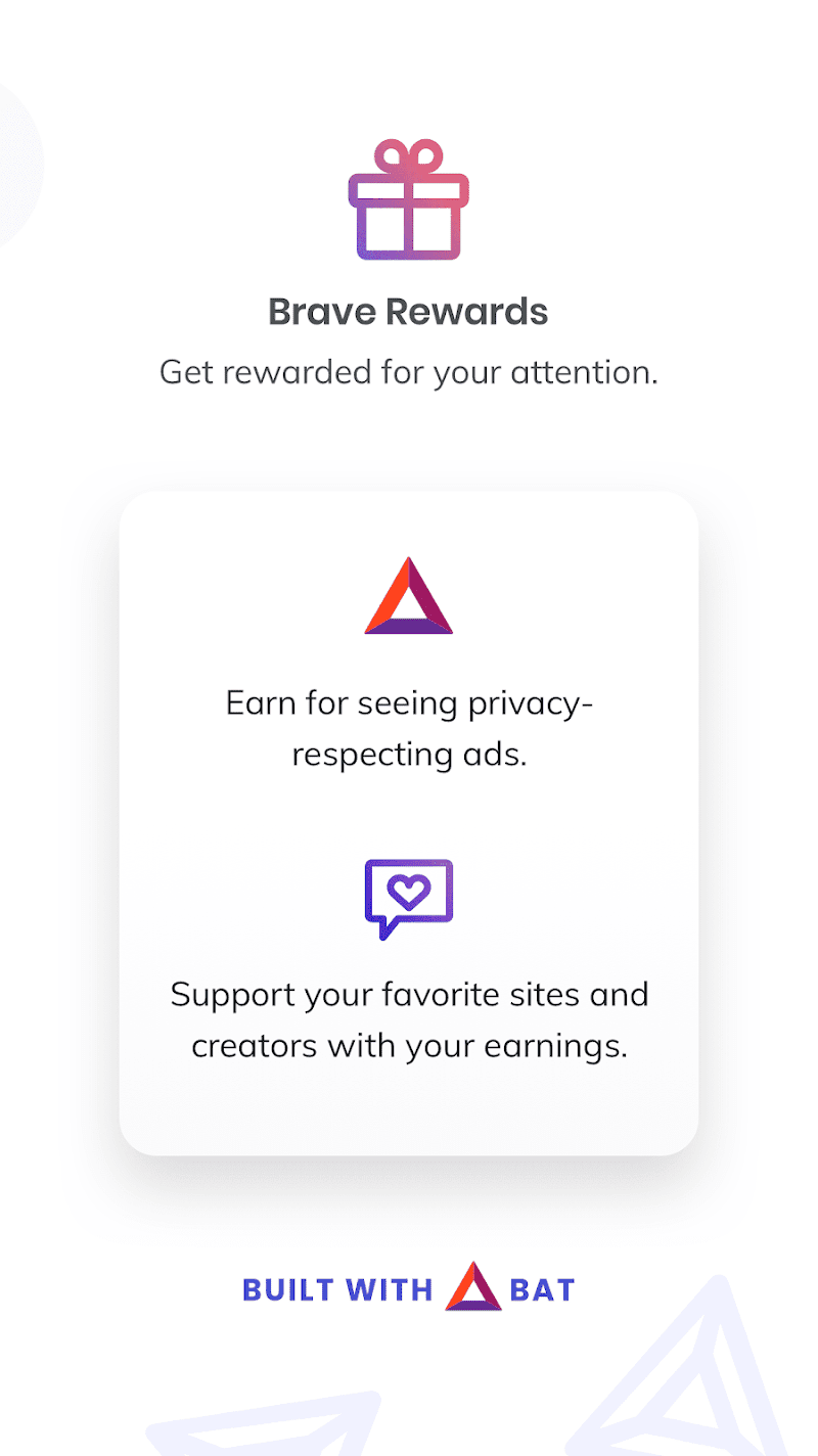 Brave Privacy Browser: Fast, free and safe browser Screenshot 4