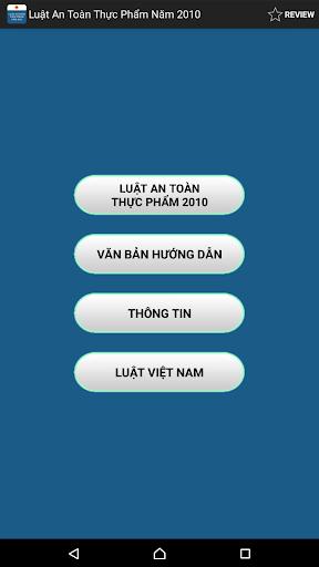 Luat An toan thuc pham 2010