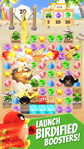 Angry Birds Match – Free Casual Puzzle Game 3