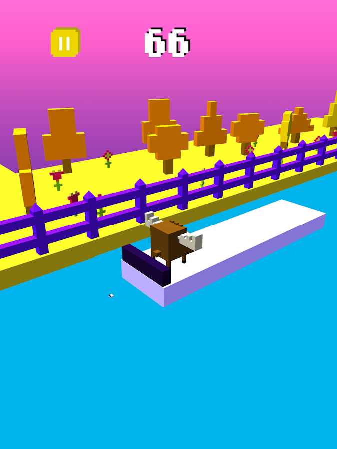 Choco Moose- screenshot