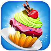 Cooking Story Cupcake  Icon