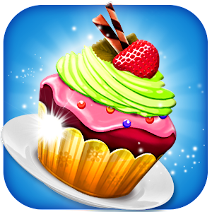 Cooking Story Cupcake for PC and MAC