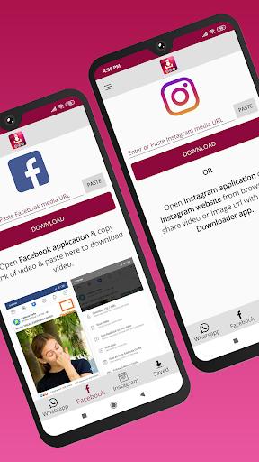 Social Media Downloader 1.0.4 screenshots 2