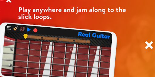 Real Guitar - Guitar Playing Made Easy. screenshot 4