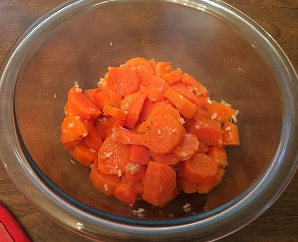 Kiley's Karrots (carrots) Recipe