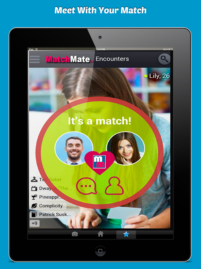 MatchMate - Meet New People- screenshot