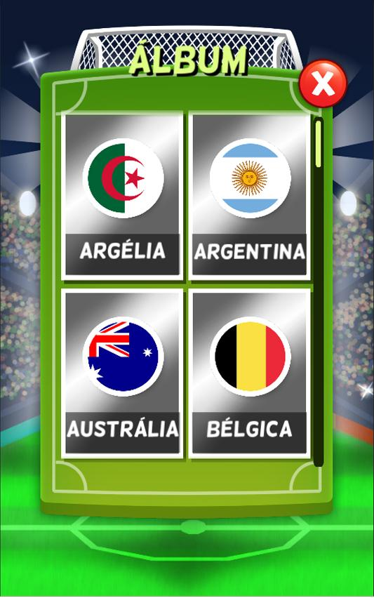 Скриншот World Football Hangman
