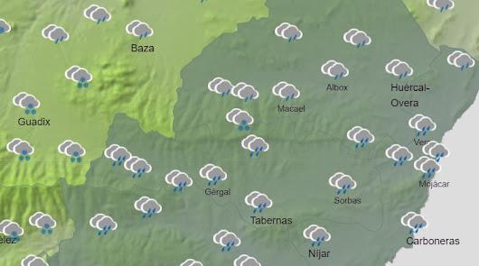 Prepárate para otra 'Filomena': la nieve y el frío regresan a Almería