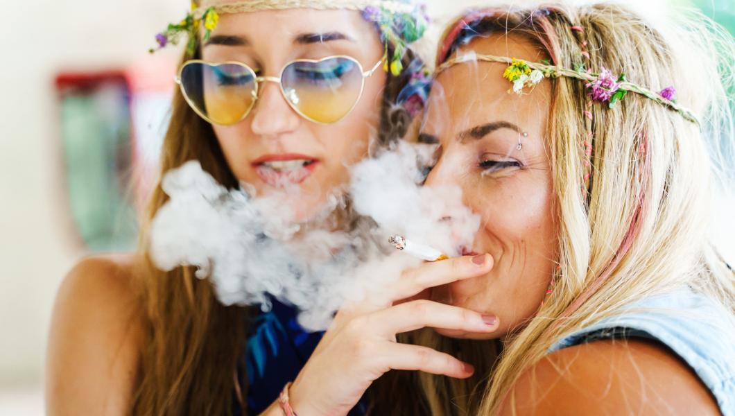 wiet eten vs roken