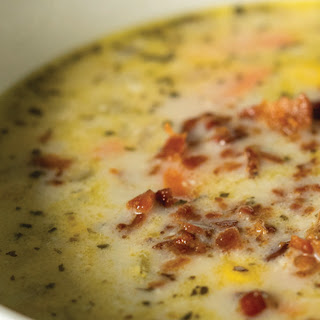 Slow Cooker Chicken Corn Soup.