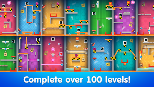 Heart Box - physics puzzle game  screenshots 4