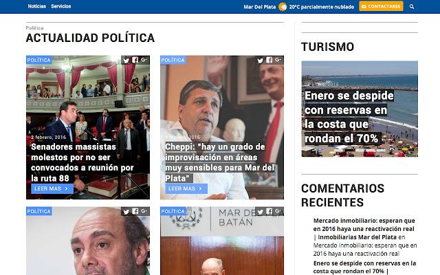 Noticias de Mar del Plata - Puntonoticias.com