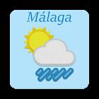 El Tiempo en Málaga icon