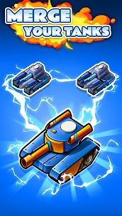 Huuuge Little Tanks – Merge Game 1