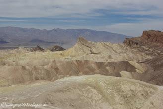 Photo: Death Valley, Zabriskie Point