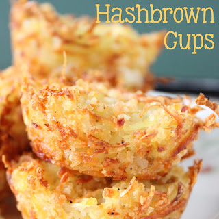 Baked Hash Brown Cups.