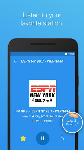 Simple Radio - Free Live FM AM  screenshots 5