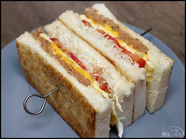 福來早餐 六張犁店~簡單的早餐也可以吃到最不簡單的美味,平價到錢少少就可以吃飽飽!信義區早餐推薦