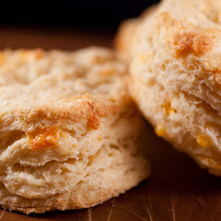 Cheddar Buttermilk Biscuits.