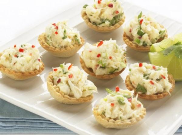 Crab Croustades Flavors Of Cape Cod Recipe