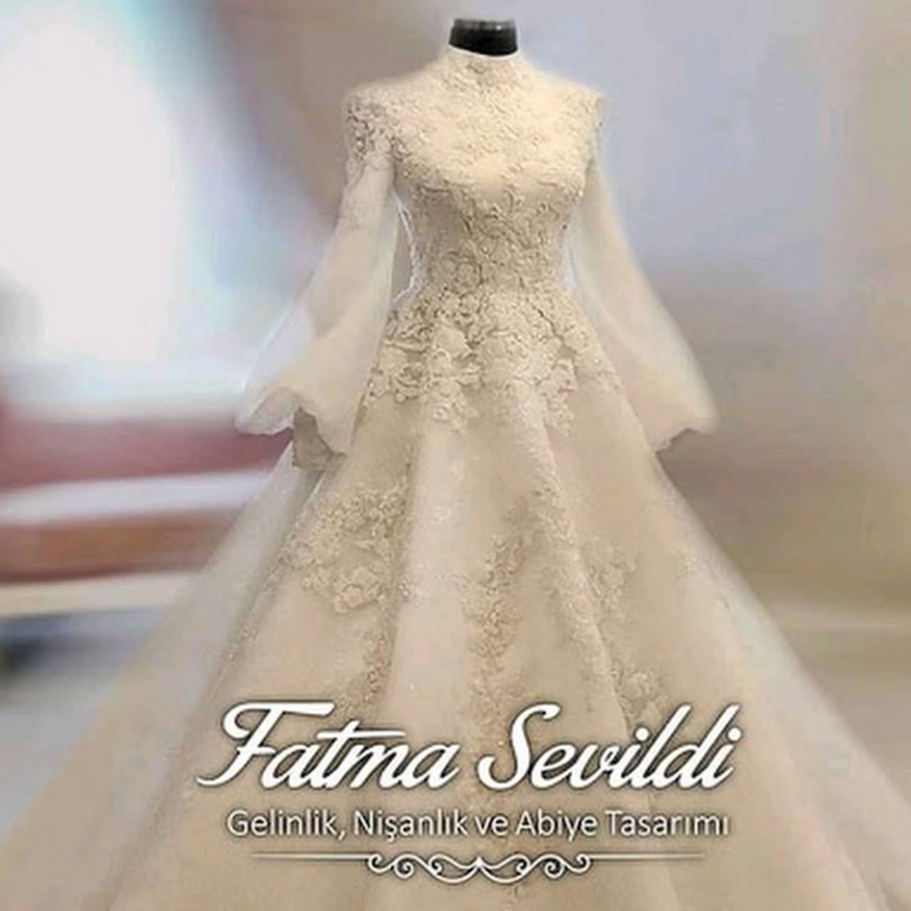 faaa3c1d23258 Fatma Sevildi Tesettür Modaevi - Gelinlik ve Nişanlık - Kişiye Özel ...