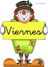 Photo: Viernes payaso
