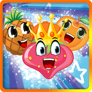 Candy Fruit King for PC and MAC