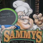 Logo for Sammy's Pub