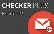 Checker Plus for Gmail Chrome Web Store