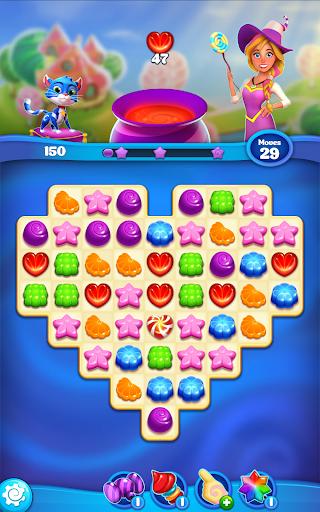 Crafty Candy – Match 3 Magic Puzzle Quest screenshot 18