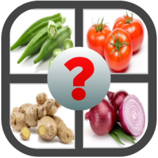 Vegetables Quiz - Tiles