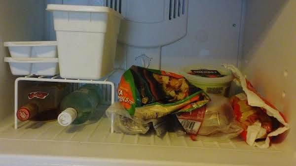 A Now Emptier Freezer