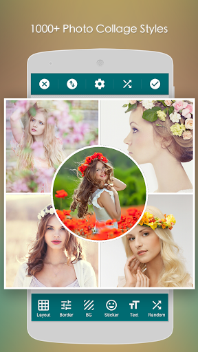 Mirror Photo:Editor&Collage (HD) screenshot 5