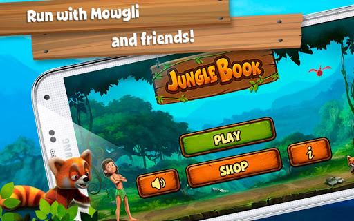 Jungle Book Runner: Mowgli and Friends 1.0.0.8 screenshots 14