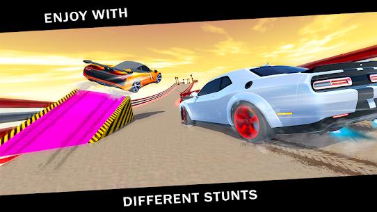 Extreme Car Driving Simulator-GT Racing Car Stunts 2 APK + MOD (Unlocked) 2