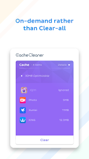 App Cache Cleaner - 1Tap Clean- screenshot thumbnail