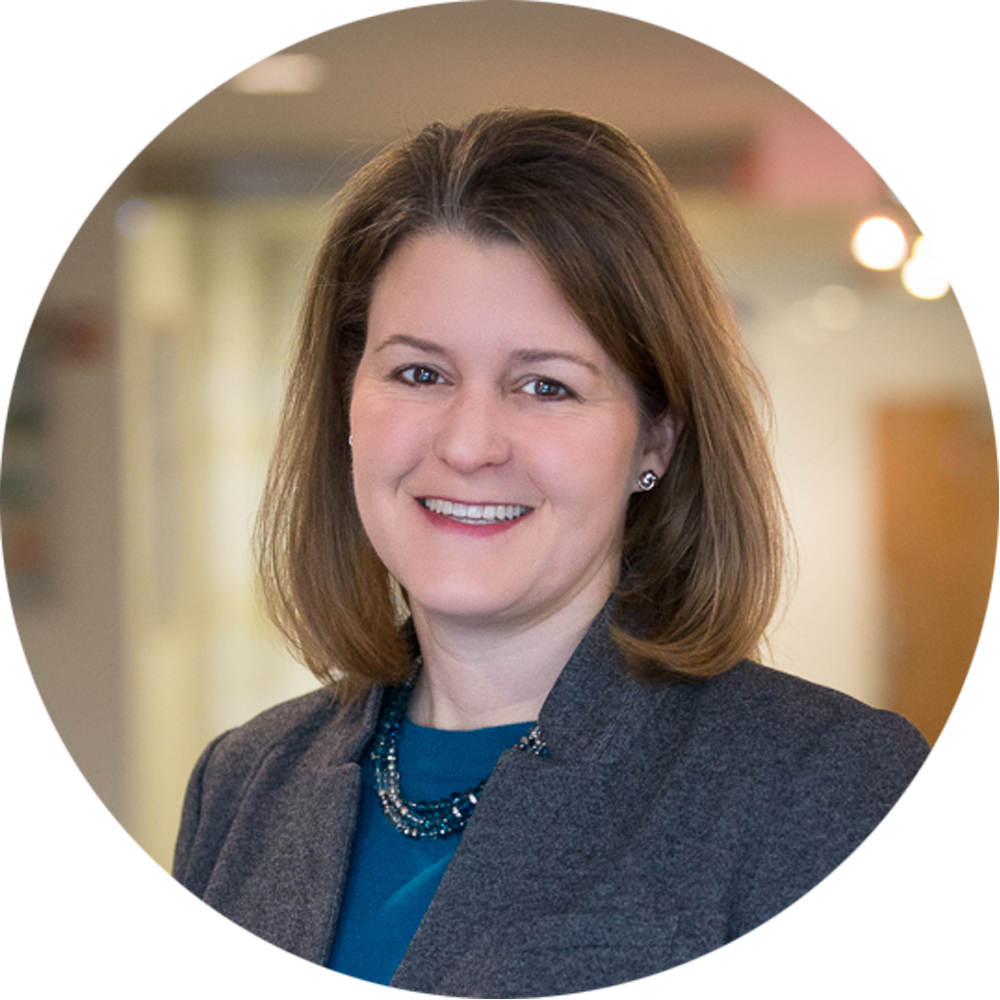 Elisabeth Beller, VP Health & Wellness and Financial Services at 3Pillar Global